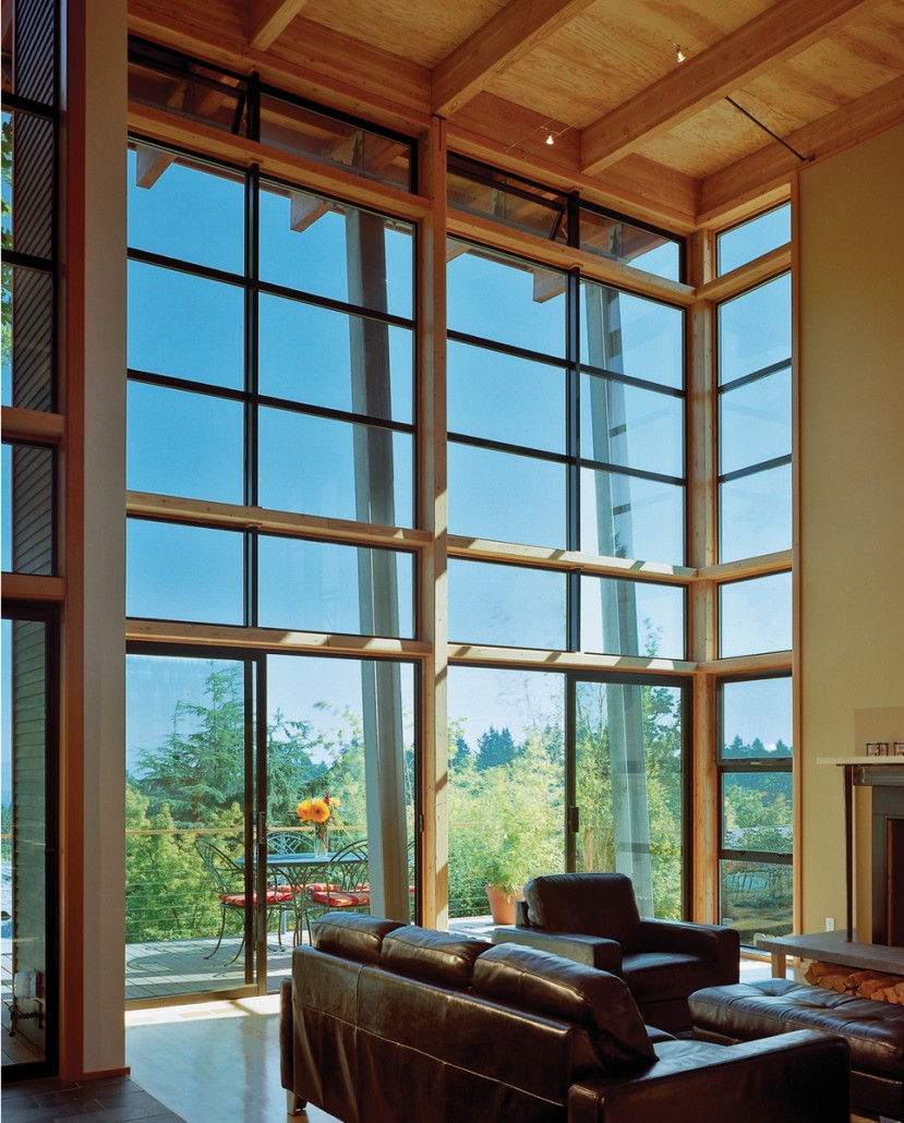Src windows milgard aluminum windows for Milgard fiberglass windows reviews